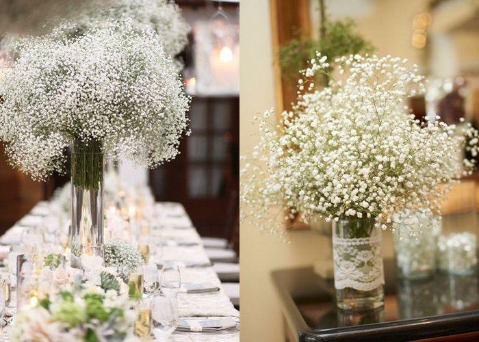 Flores de Casamento – Mosquitinho