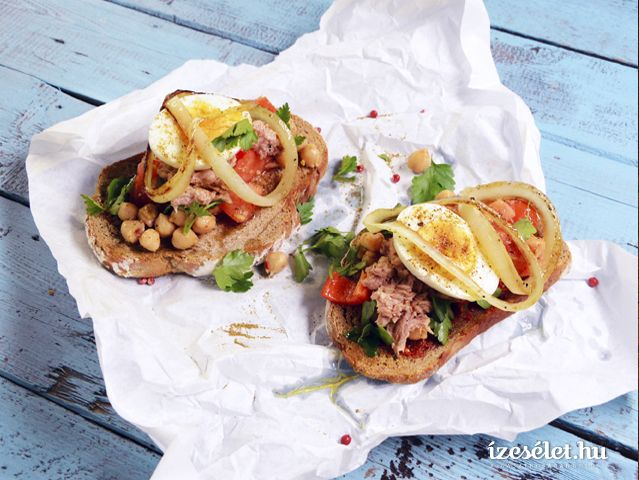 Tunéziai csicseriborsó saláta - Receptek | Ízes Élet - Gasztronómia a mindennapokra