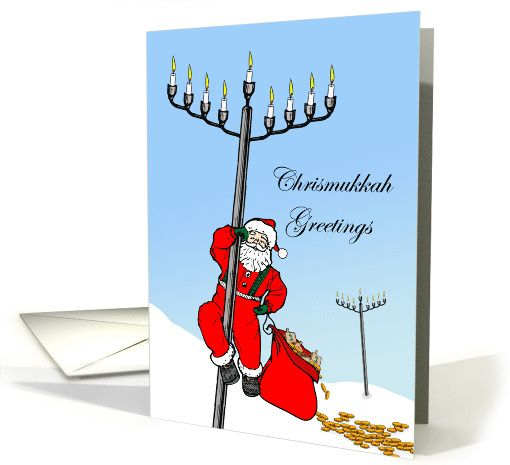 17 Best Chrismukkah Interfaith Greeting Cards Images On