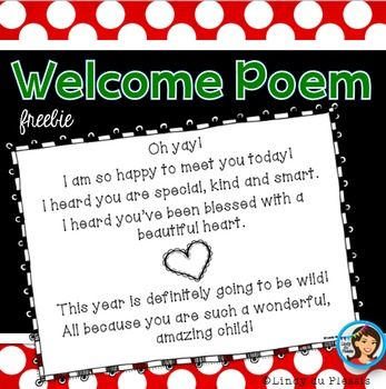 25+ best School Poems ideas on Pinterest | Poem of kids, 100th day ...