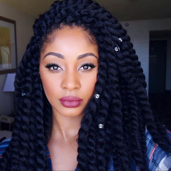 How I Protective Style on a Budget - https://blackhairinformation.com/general-articles/tips/protective-style-budget/