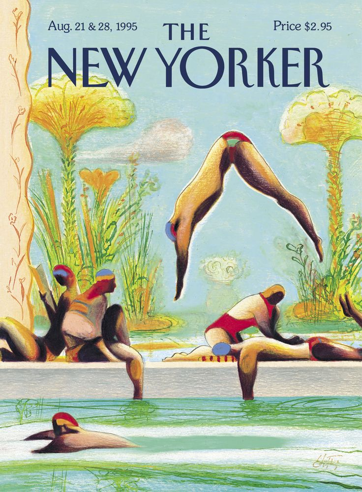THE NEW YORKER August 7 and 14, 2017 NEW