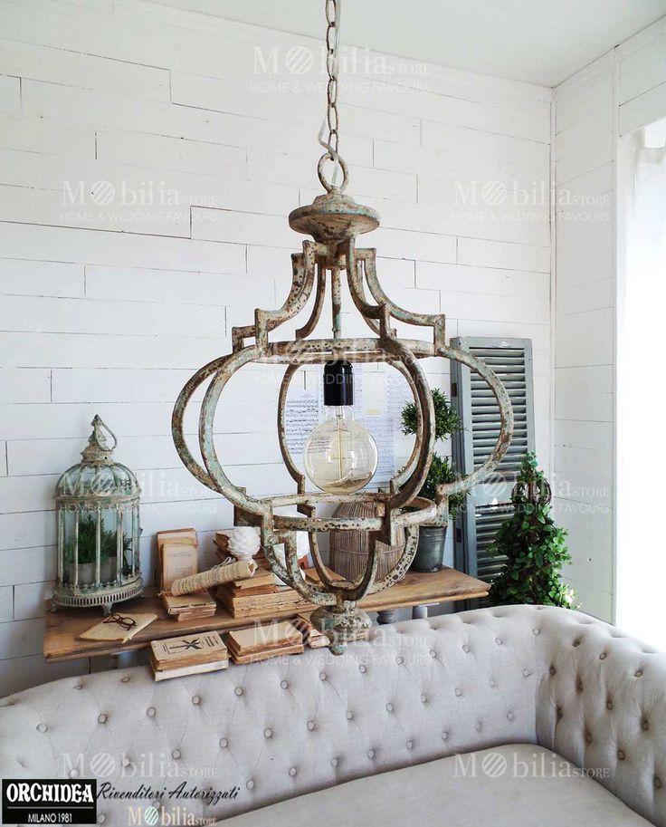 Oltre 25 fantastiche idee su lampadario vintage su for Lampadario vintage