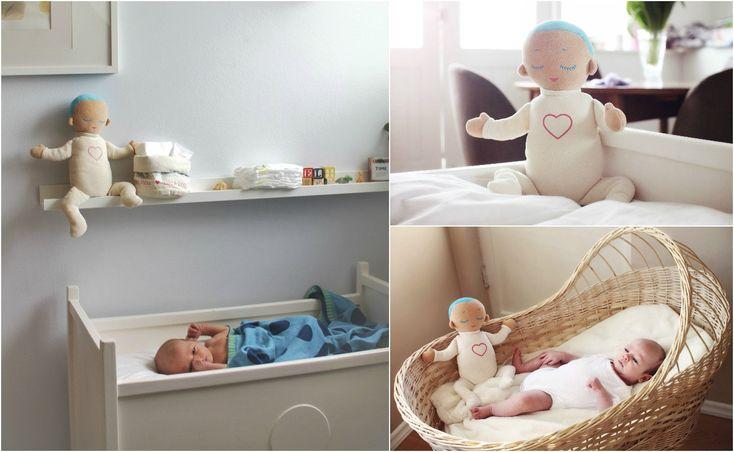 Safe Sleep with the Lulla doll