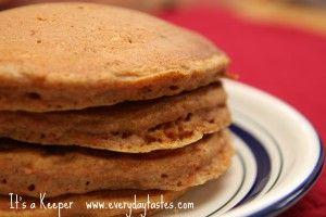 Carrott Cake Pancakes