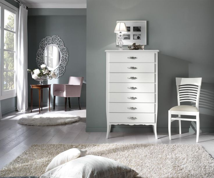 Chest of Drawers - Casetiera - Catalog Zanini