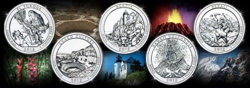 Why stop with just the Statehood Quarters, when you could be collecting the America The Beautiful Quarters Program? Come learn more about National Park Quarter errors and values!