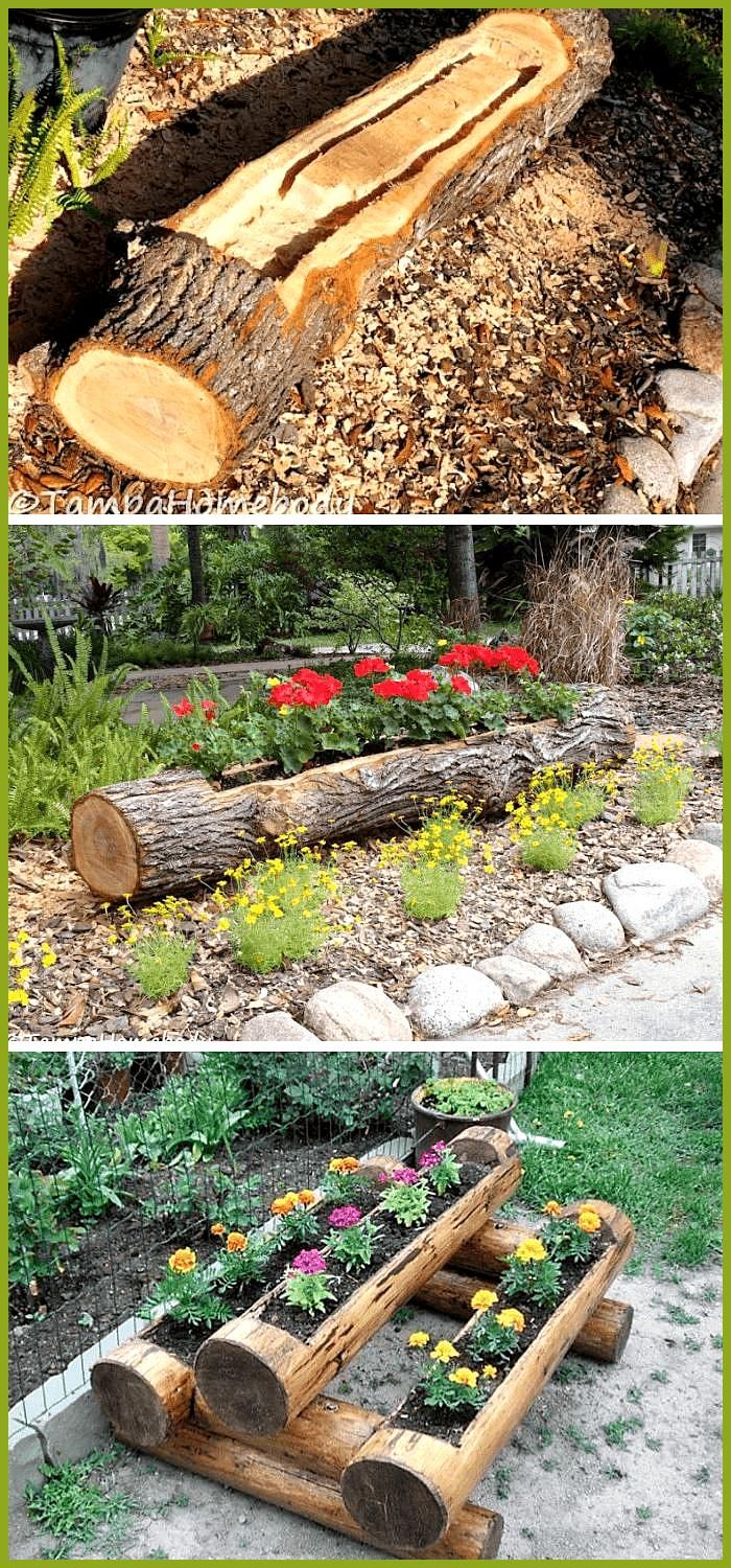 35 Amazing Diy Wood Log Decoration Ideas For Your Home Amazing