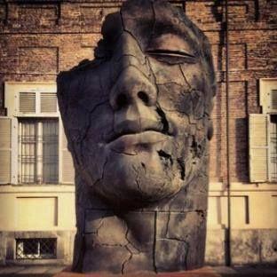 by Max Petrone (LP ) | Graffiti & Street-art | Urban street art, Sidewalk art, Street art