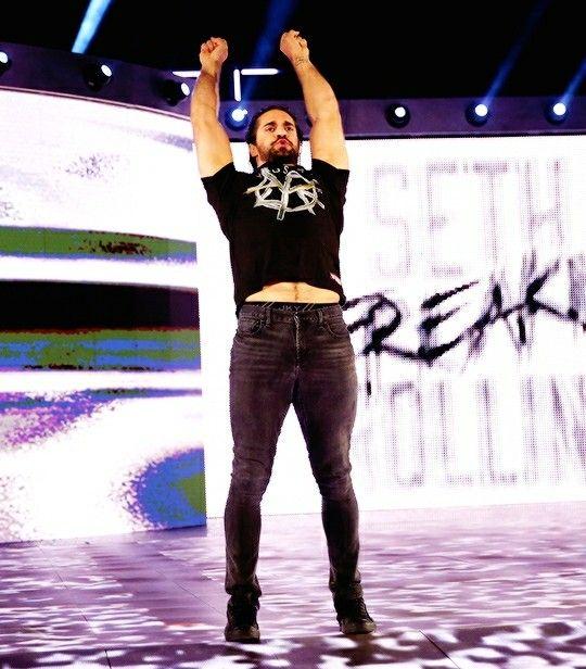 Seth Freakin' Rollins