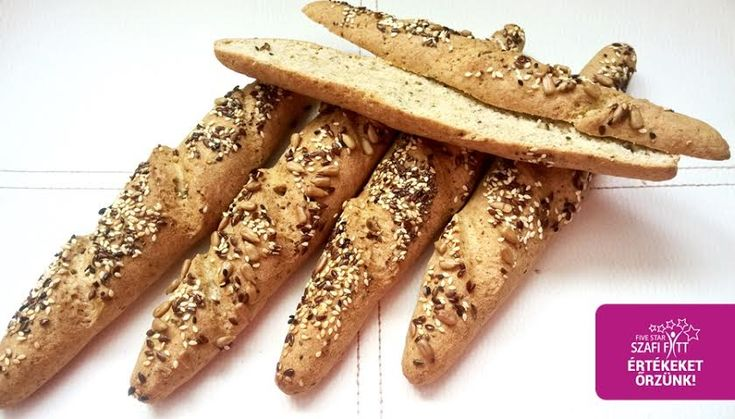 Paleo diétás kornspitz (gluténmentes, tejmentes, élesztőmentes, szénhidrátszegény)