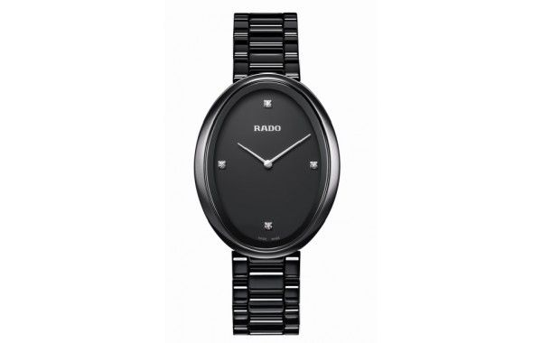 Many have dreamed it but Rado has made it a reality. A touch controlled watch in full ceramic and this one is made exclusively for women. The latest technology and the most emotional of all the human senses unite for this unique, stand-out product.