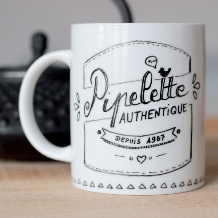 personnaliser une tasse ou un mug en porcelaine diy. Black Bedroom Furniture Sets. Home Design Ideas