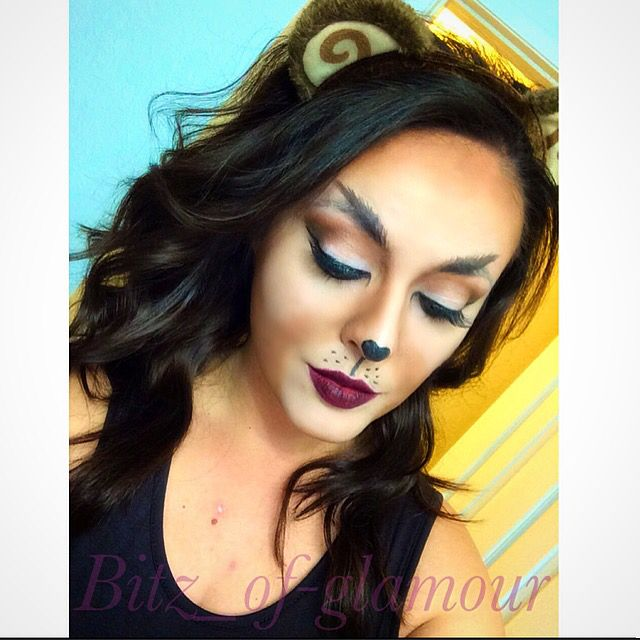 Get 20+ Monkey makeup ideas on Pinterest without signing up | Evil ...