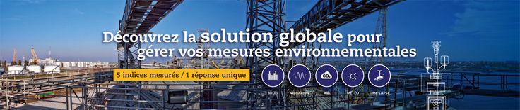 Avec Synbox : découvrez la solution globale pour gérer vos mesures environnementales. 5 indices mesurés : 1 réponse unique. Météo, vibration, bruit, qualité de l'air, time lapse.