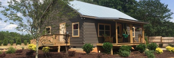 Gallery - Green River Log Cabins