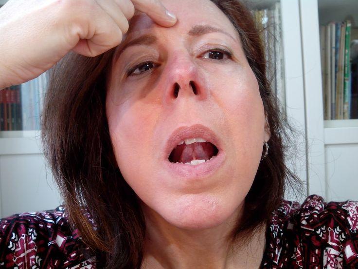 Descongestionar la nariz en menos de 1 minuto