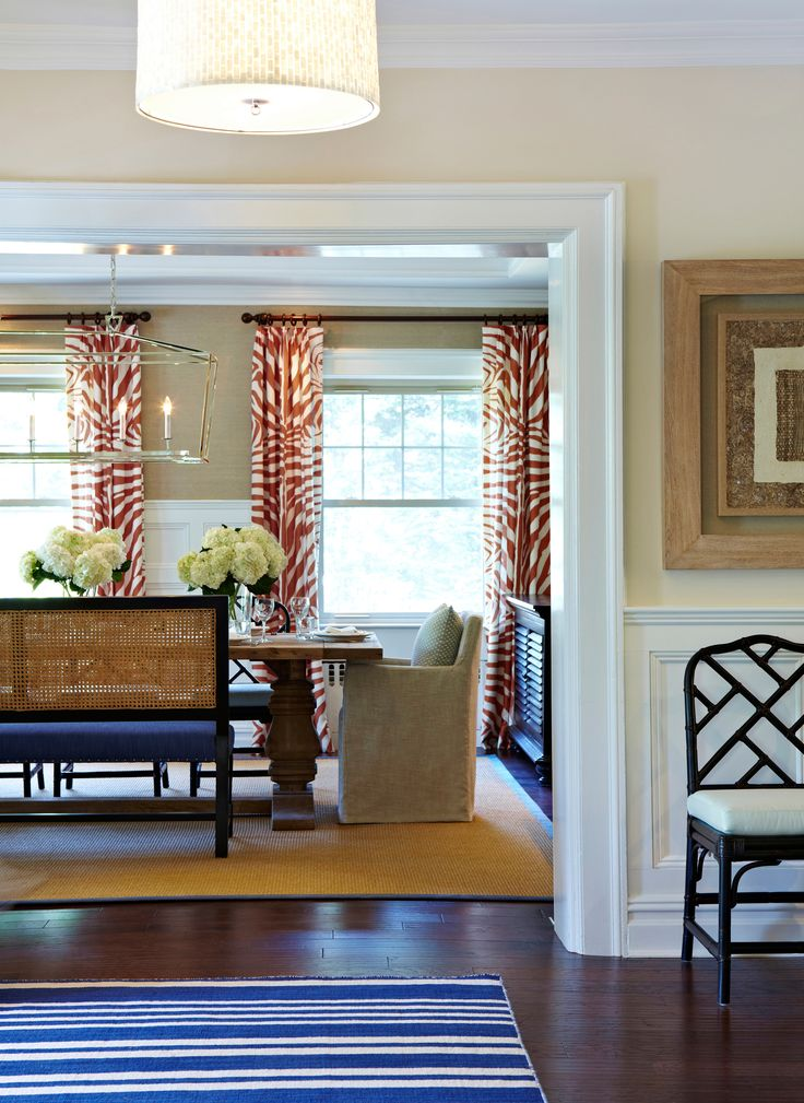1000 Ideas About Dining Room Paneling On Pinterest