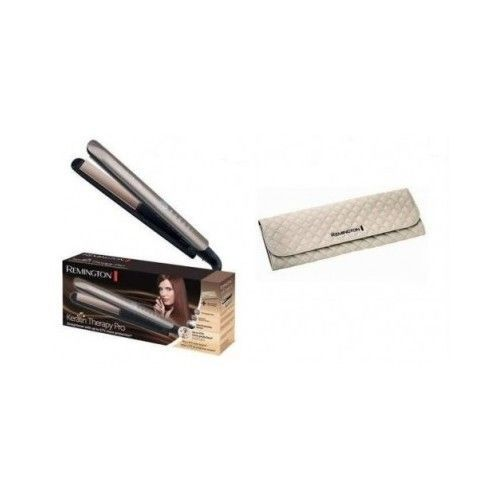 Remington Keratin Therapy Pro Hair Straightener Protection up to 57% S8590