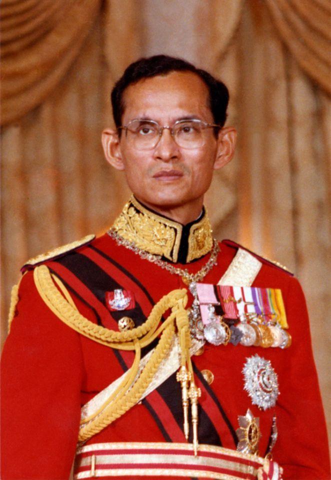 вступать картинка короля таиланда сути, канал