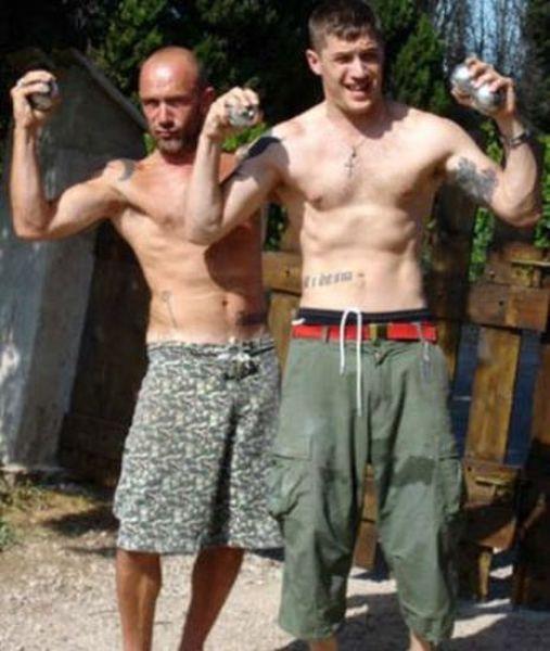 Funny Old MySpace Profile Pics of Tom Hardy (40 pics) - Izismile.com