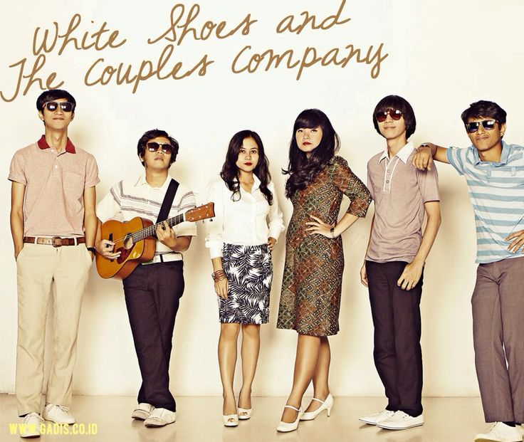 White Shoes and The Couples Company