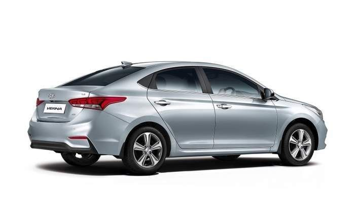 Hyundai Verna Ground Clearance In 2020 Hyundai Car Salesman New Cars
