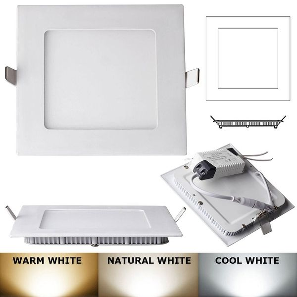 10 best lighting images on pinterest light bulb kitchen recessed 15w square led recessed light ceiling bulb lamp warm white 2700k 3200k dimmable mozeypictures Image collections