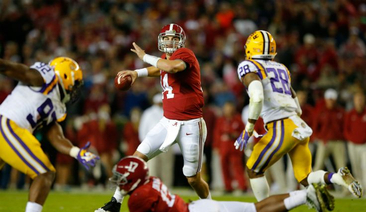 Alabama Beats LSU 30-14 — Impact On The College Football Rankings