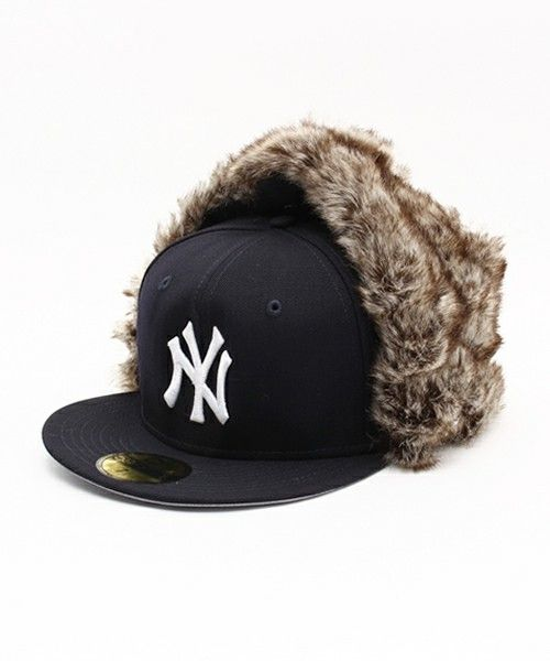 BEAMS BOY(ビームスボーイ)のNEW ERA / 59FIFTY Ear Flap SPECIAL(キャップ)|詳細画像