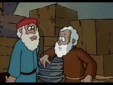 Jonas und der Wal, Teil 1 - Bibel Geschichten - YouTube