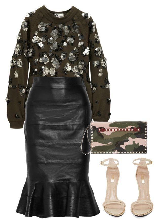 """""""lets stay like this"""" by neide-goncalvesbrito ❤ liked on Polyvore featuring Lanvin, Oscar de la Renta, Valentino and Jeffrey Campbell"""