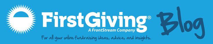 FirstGivingBlog