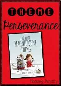 Book Theme: Perseverance