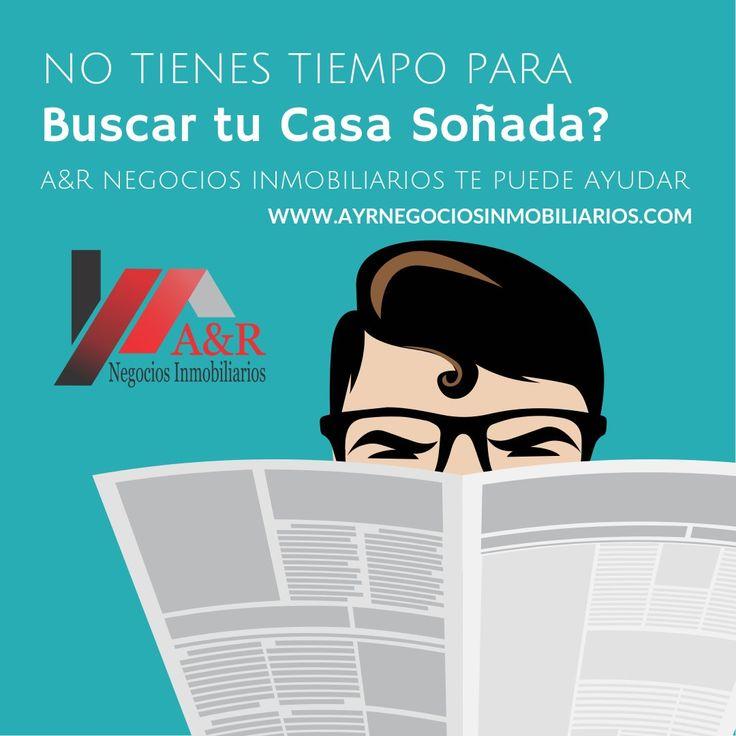 Visítanos en www.ayrnegiciosinmobiliarios.com
