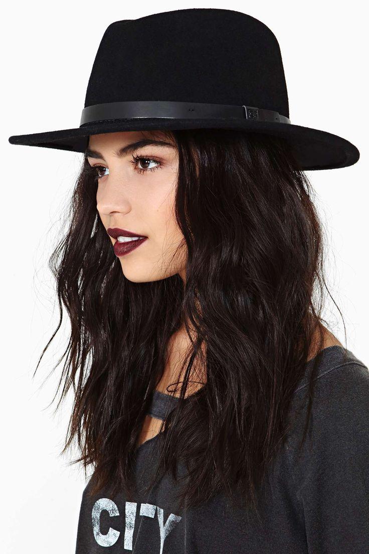 Brixton Messer Hat | Shop Hair + Hats at Nasty Gal