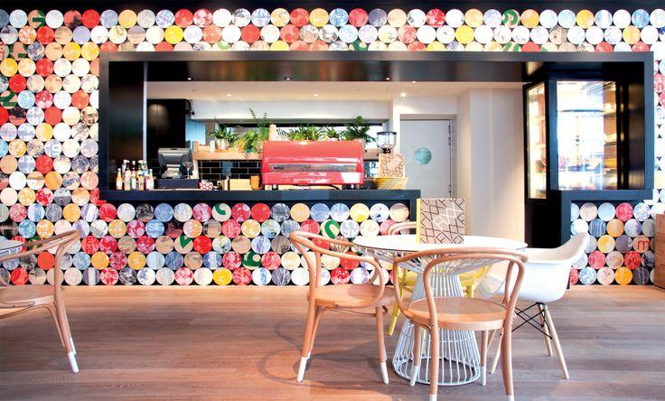 There Design  Interiors for QT Gols coast http://there.com.au/work/QT_Hotel_Branding