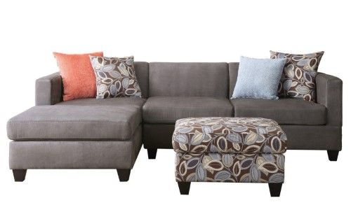 Small Sectional Sofa Measurements
