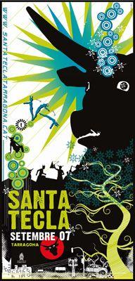 Santa Tecla 2007