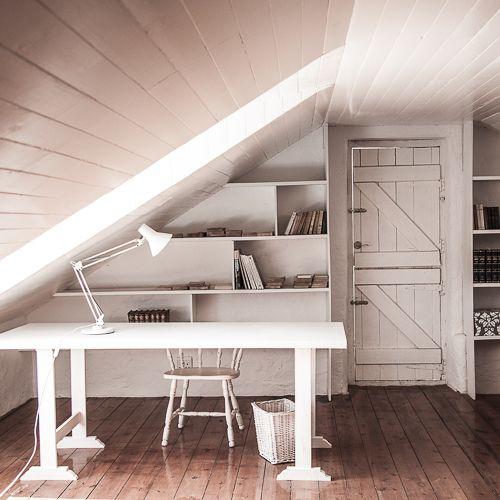 #Countryside #attic