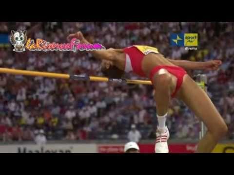 Mondiali Atletica Berlino 2009: Finale salto in alto Donne - 1/3 - 20 ag...