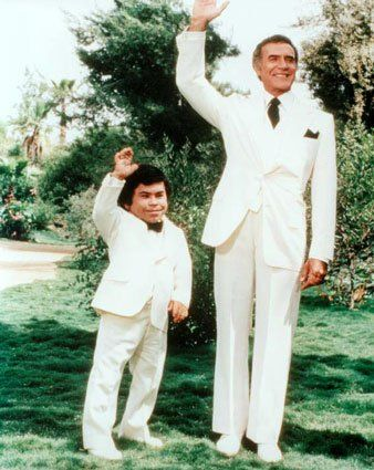 "Fantasy Island. We used to run around shouting, ""Da Plane, Da Plane!"""