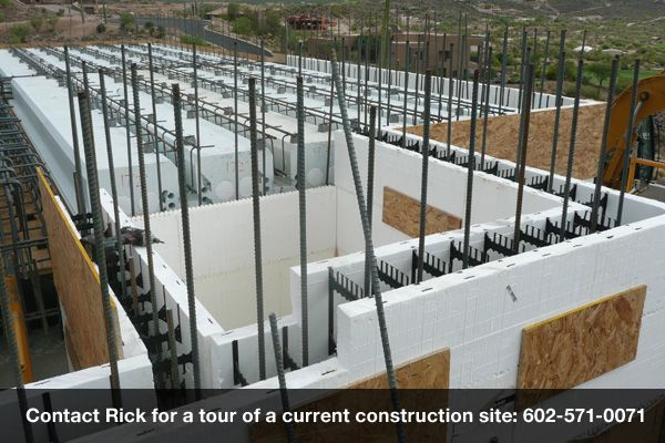 107 best insulated concrete block or panels images on for Icf builders in arizona
