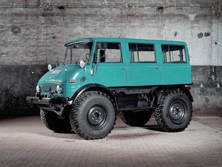 193 best Vehicles: MERCEDES / UNIMOG images on Pinterest | Mercedes ...