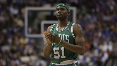Keyon Dooling has become quite the leader for the Celtics.