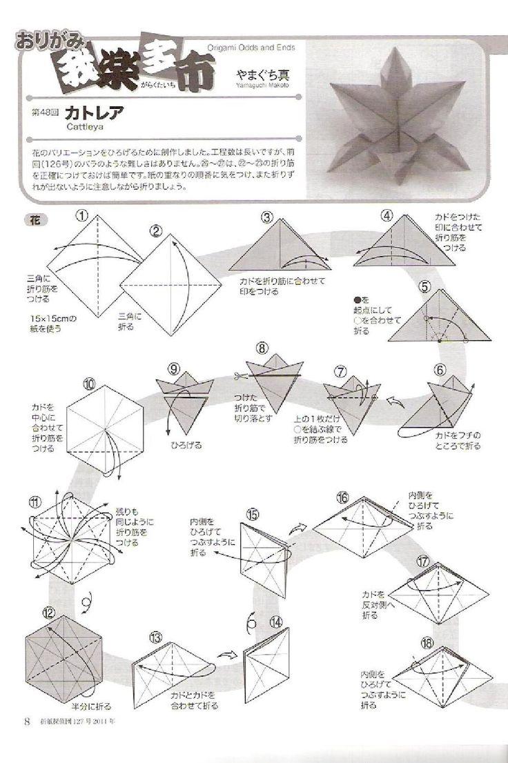 Comment faire une fleur en origami fashion designs - Comment faire une fleur en origami ...