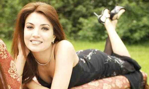 SEBASTIAN SHAKESPEARE: Intrigue over past of Imran Khan's new wife