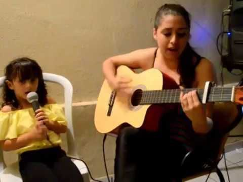 "Medo bobo "" Maiara e Maraisa"" por Geovanna Nayrod e Rayssa Garcez"