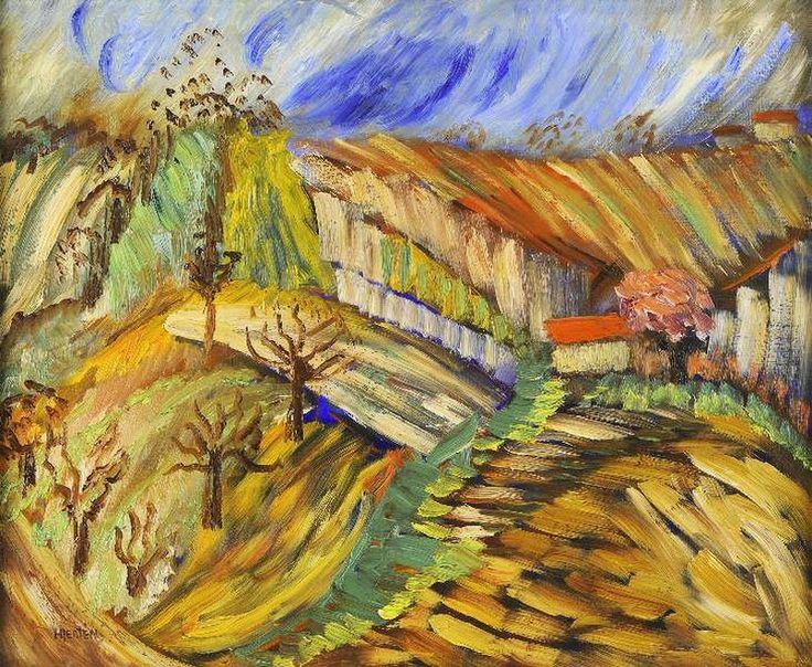 Sigrid Hjertén ~ Modern Expressionist painter |