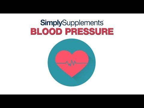 Blood Pressure | Simply Supplements - Explore the blood pressure supplements range from Simply Supplements in our video.